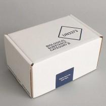 Box trasporto campioni 500G - UN3373 P650 Dim. 194x125x102mm