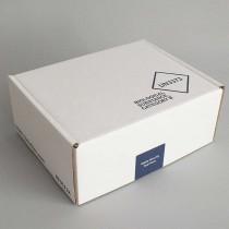Box trasporto campioni 1K - UN3373 P650 Dim. 251x194x102mm