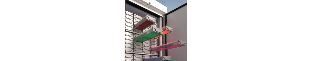 cassetti e colonne freezers