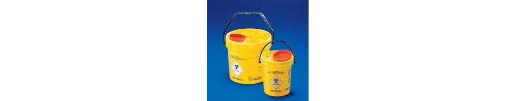 containers for special waste