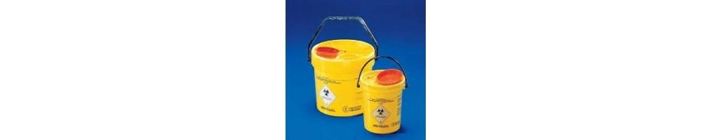 contenitori rifiuti speciali