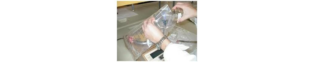 Preparazione campioni