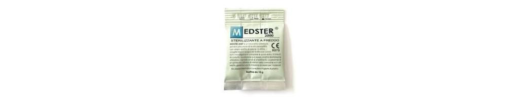 Sterilizing cold MEDSTER 2000